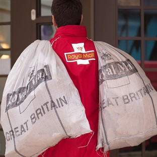 Parcels boost Royal Mail profits