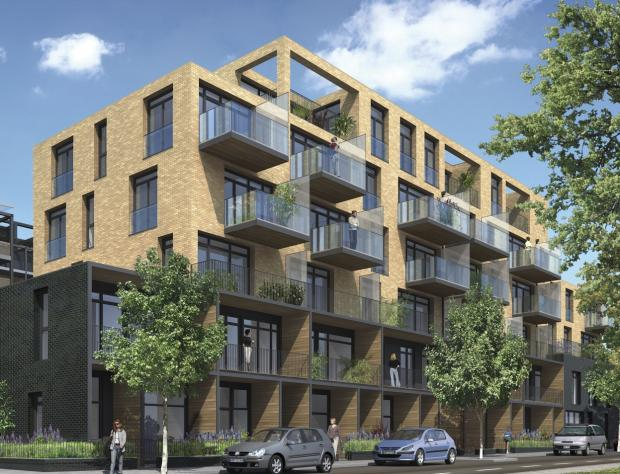 Connections: Acton Gardens aims to link the estate with the wider community