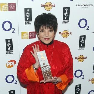 Ealing Times: Liza Minnelli has cancelled a series of concerts because of a medical condition