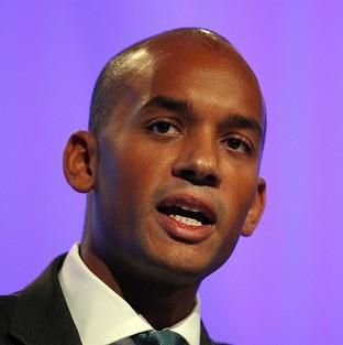 Chuka Umunna cautioned Labour against taking too much pleasure in the collapse of the Liberal Democrats