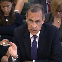 Ealing Times: Governor of the Bank of England Mark Carney gives evidence to the Treasury Select Committee