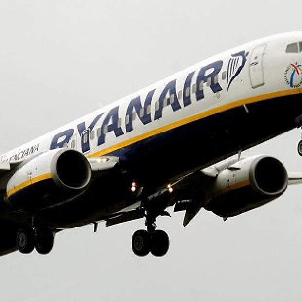 Ealing Times: Two Ryanair planes have collided at Stansted Airport