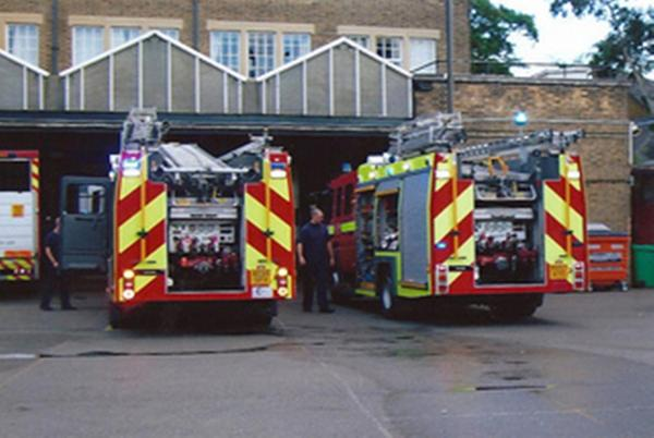 Open day: Ealing fire station will be welcoming visitors on July 12