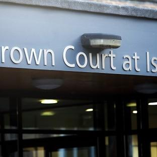 Ryan Kirk is on trial at Isleworth Crown Court