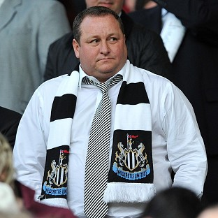 Sports Direct founder Mike Ashley is also the owner of Newcastle United
