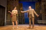 Review: One Man, Two Guvnors at the Aylesbury Waterside Theatre