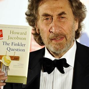 Howard Jacobson who won the 2010 Man Booker Prize has been nominated again