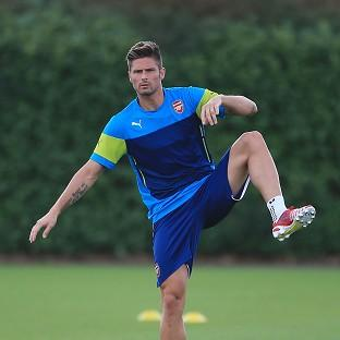 Arsenal's Olivier Giroud pick