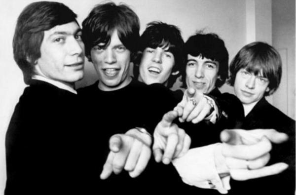 It's 50 years since the Stones played in Greenford