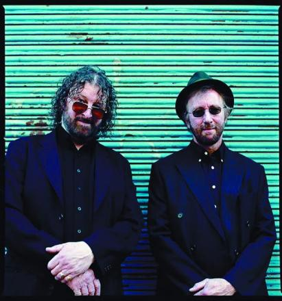 Chas Hodges and Dave Peacock