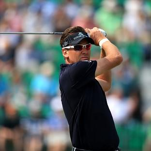 Ian Poulter, pictured, is trying