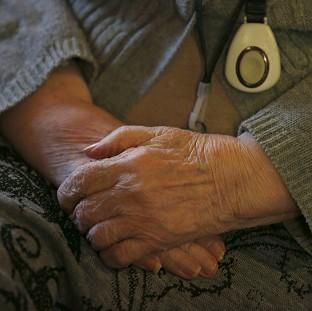 Elderly patients are having to spend unnecessary time in hospital