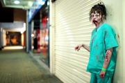 Look behind you! Zombie Apocalypse coming to Ealing for Hallowe'en