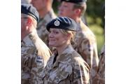 The Government is expected to give the green light to women serving in front-line military roles
