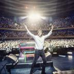 Ealing Times: Paul McCartney gives Japanese fans a blast from the past