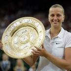 Ealing Times: Petra Kvitova is considered to be one of the leading grass-court players in the world