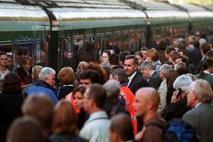 Ealing workers spend 10 per cent of their salaries on the daily commute