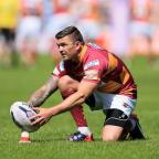 Ealing Times: Danny Brough scored his 100th career try as Huddersfield beat Hull KR