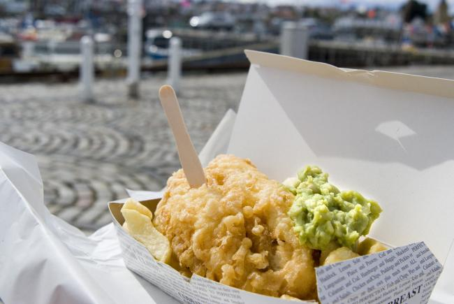 North Acton shop in running for UK fish and chips award