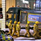 Ealing Times: Six people were killed when the bin lorry mounted the pavement in Glasgow city centre just before Christmas last year