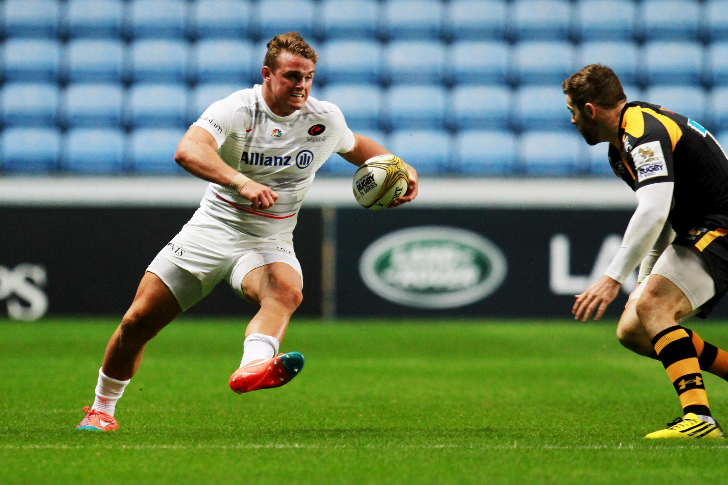 Ben Earl urges Saracens to put in 80 minutes of quality against Bath Rugby