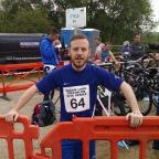 Ealing Times: Paul Gallihawk, 34, who died during a triathlon event in Kent at the weekend (Kent Police/PA)