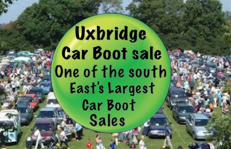 Uxbridge Giant Car Boot Sale