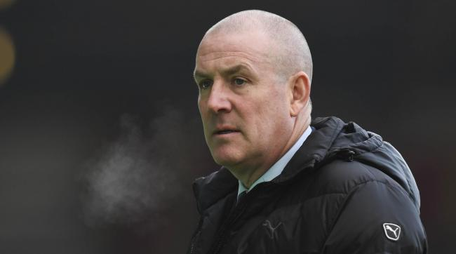 Warburton expects Rangers response against Cardiff