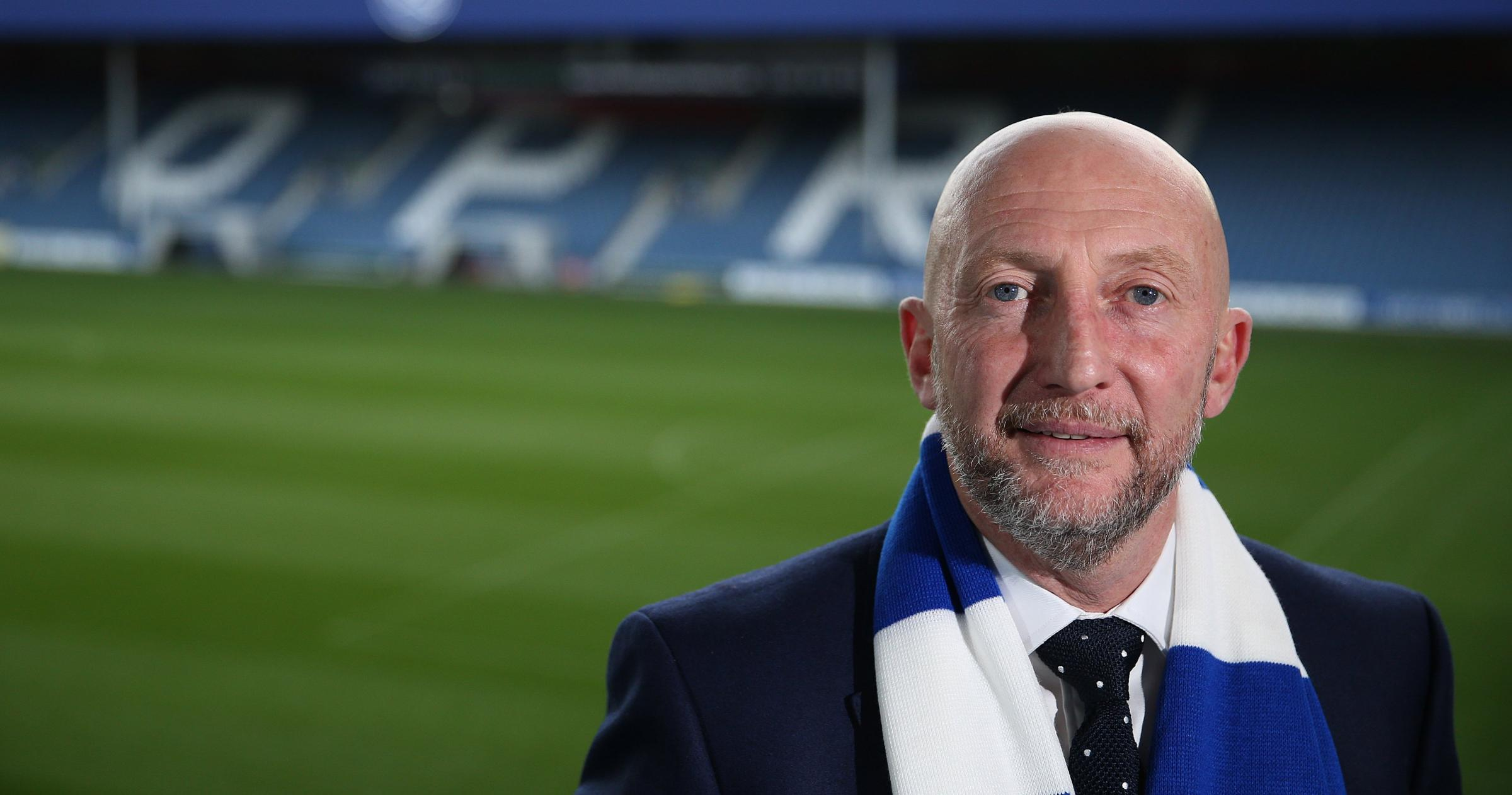 Ian Holloway was left frustrated at his side's FA Cup exit