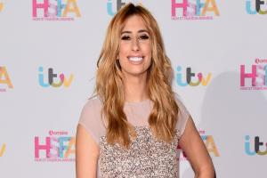 'I couldn't eat': Stacey Solomon opens up about anxiety over her weight