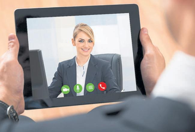 Five ways to shine in video calls