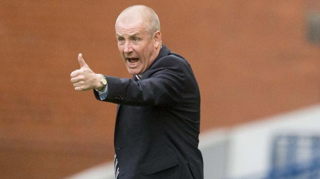 Queens Park Rangers head coach Mark Warburton