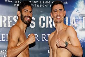 Anthony Crolla confident Manchester support can aid victory over Jorge Linares