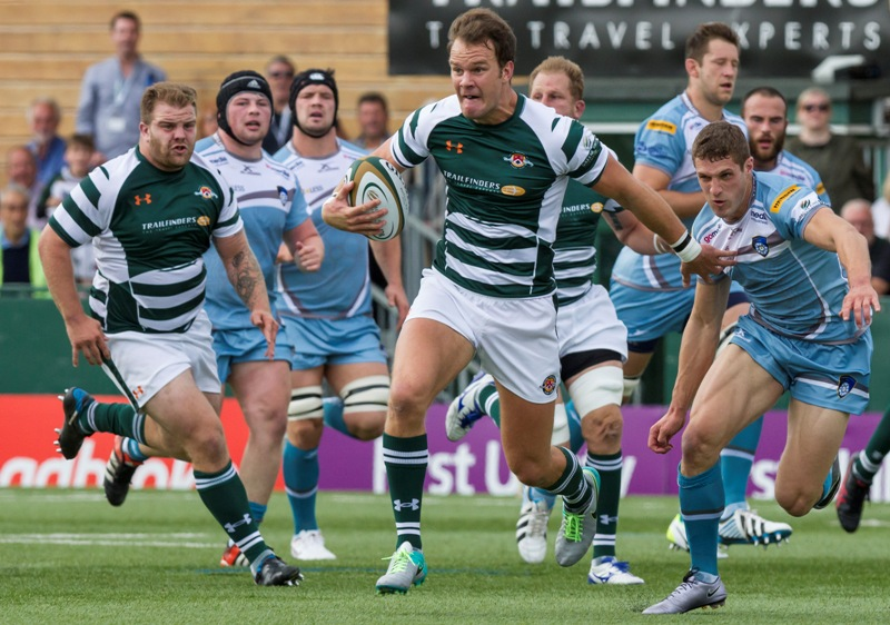 Hampson in buoyant spirits ahead of Trailfinders' trip to Doncaster - Ealing Times