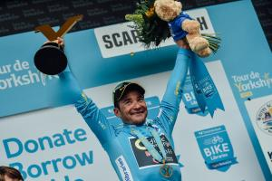 Voeckler finished top of the pile in triumphant style 12 months ago