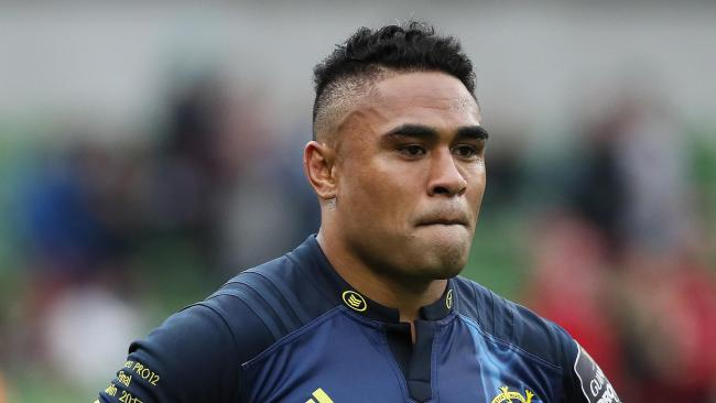 Saili joined Quins from Munster in 2017