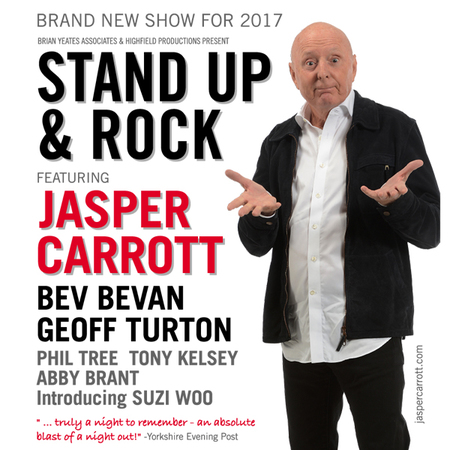 Stand Up and Rock with Jasper Carrott