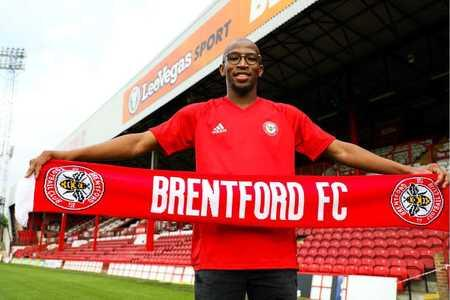 South African star Kamohelo Mokotjo was an unused substitute in Brentford's 2-0 win at Fulham on Saturday