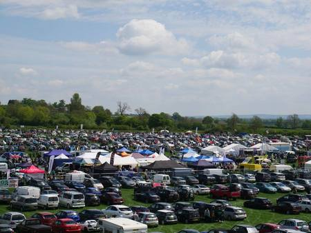 Chiltern Hills Vintage Vehicle Rally