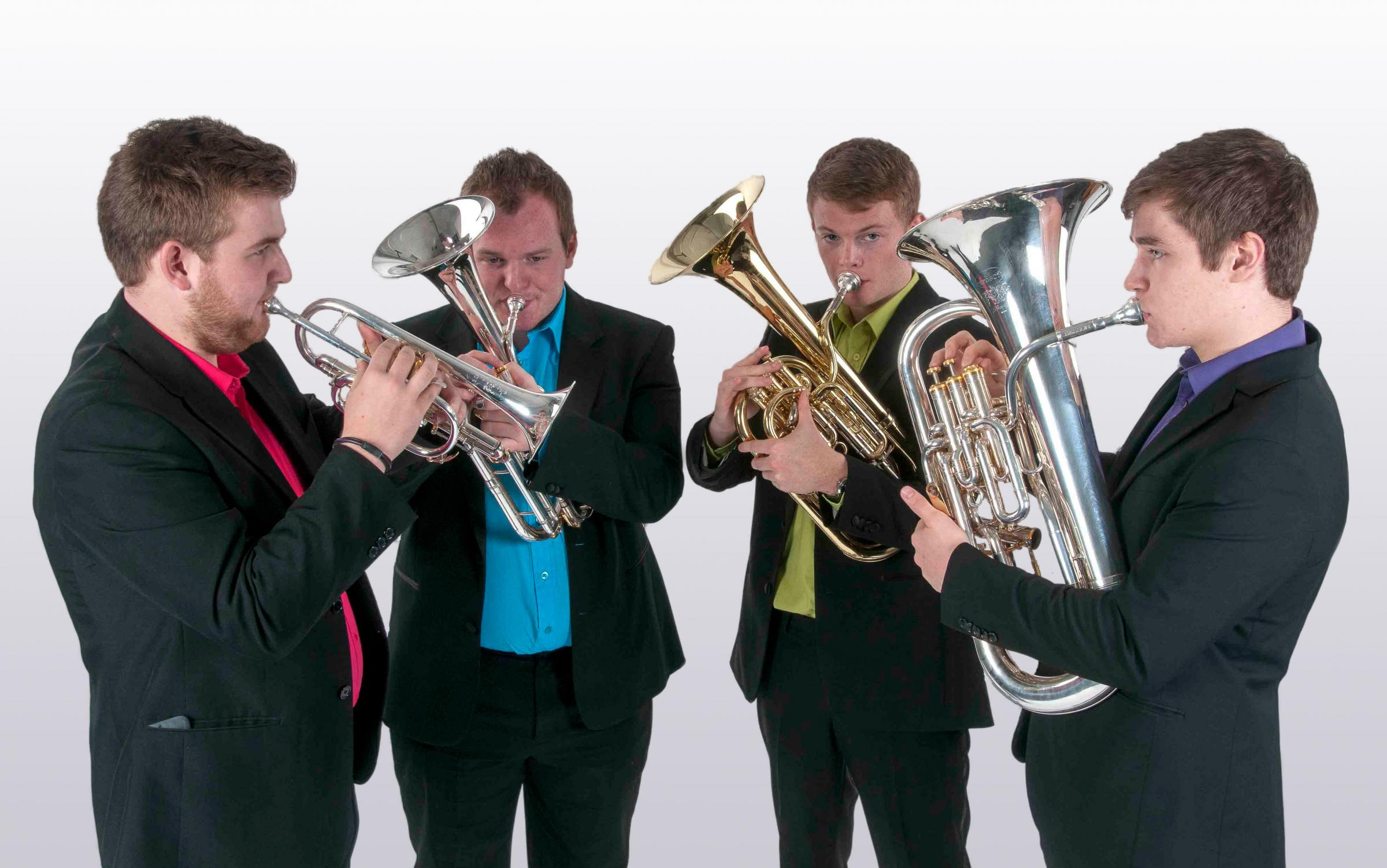 Chiltern Arts Festival - A4 Brass (Take Note)