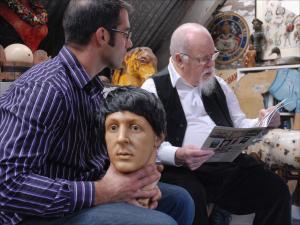 The Beatles Polska: Poszukiwana woskowa głowa Paula McCartneya