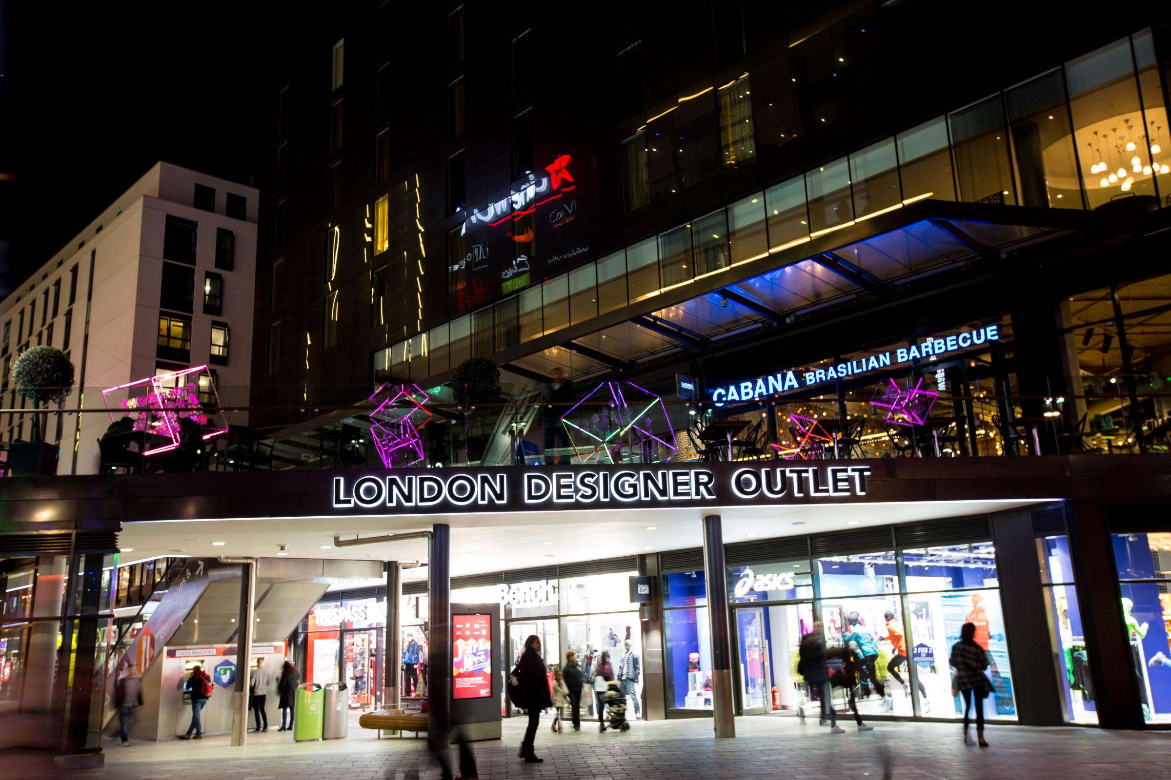 Black Friday Sale at London Designer Outlet