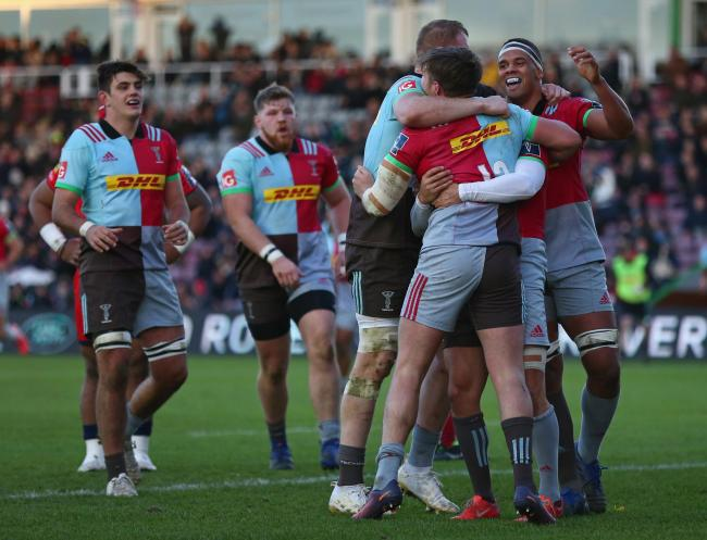 Symons calls on Harlequins to finish season on a high