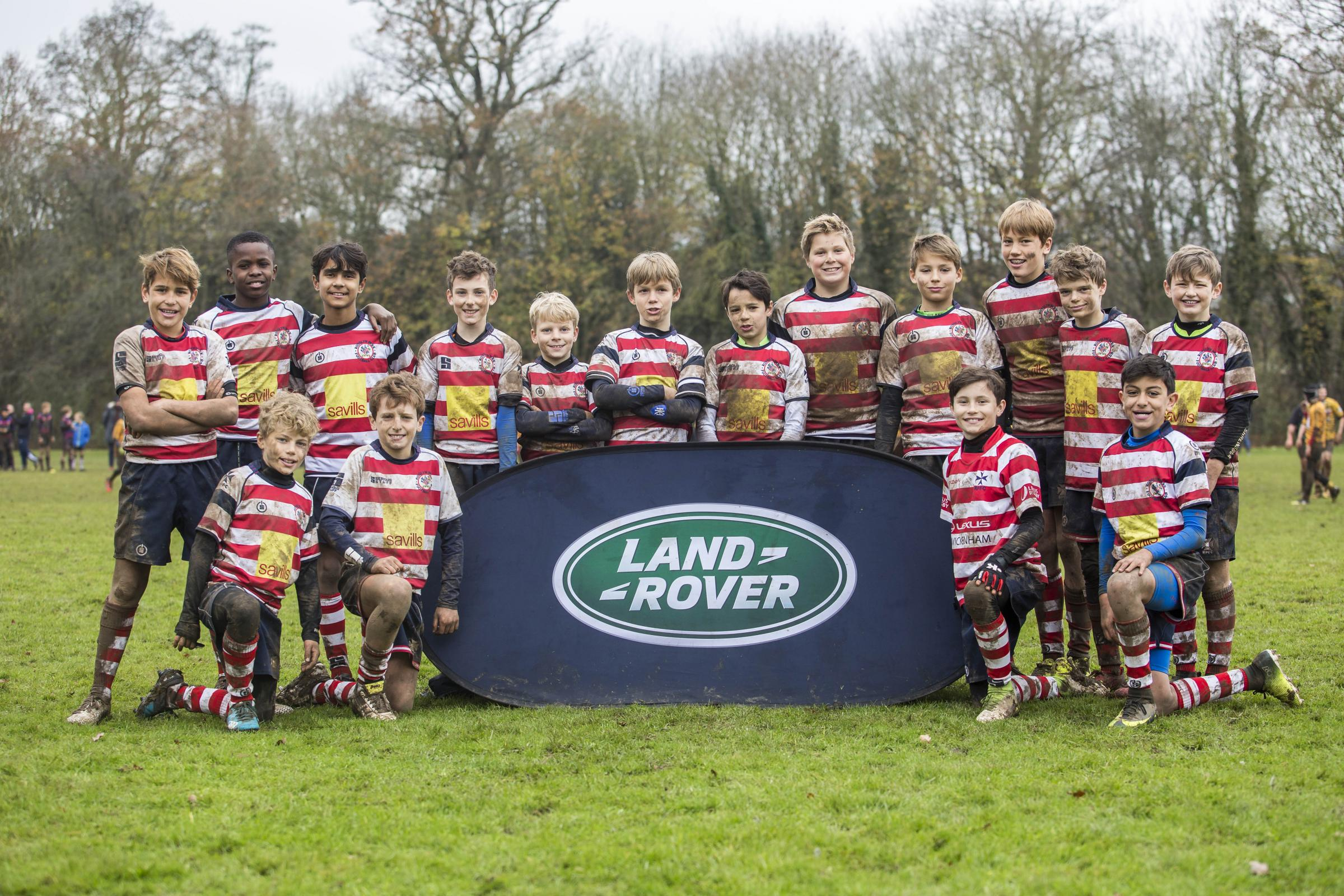 Rosslyn Park will now take their place at Twickenham for the Aviva Premiership Rugby final
