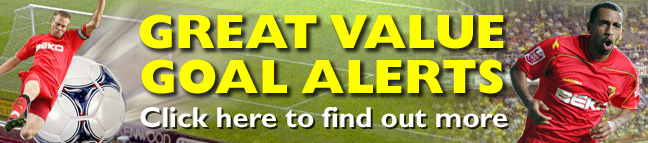 Great Value Goal Alerts