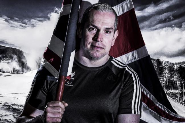 Chris Lloyd was told he would never ski again - now he is a Paralympian