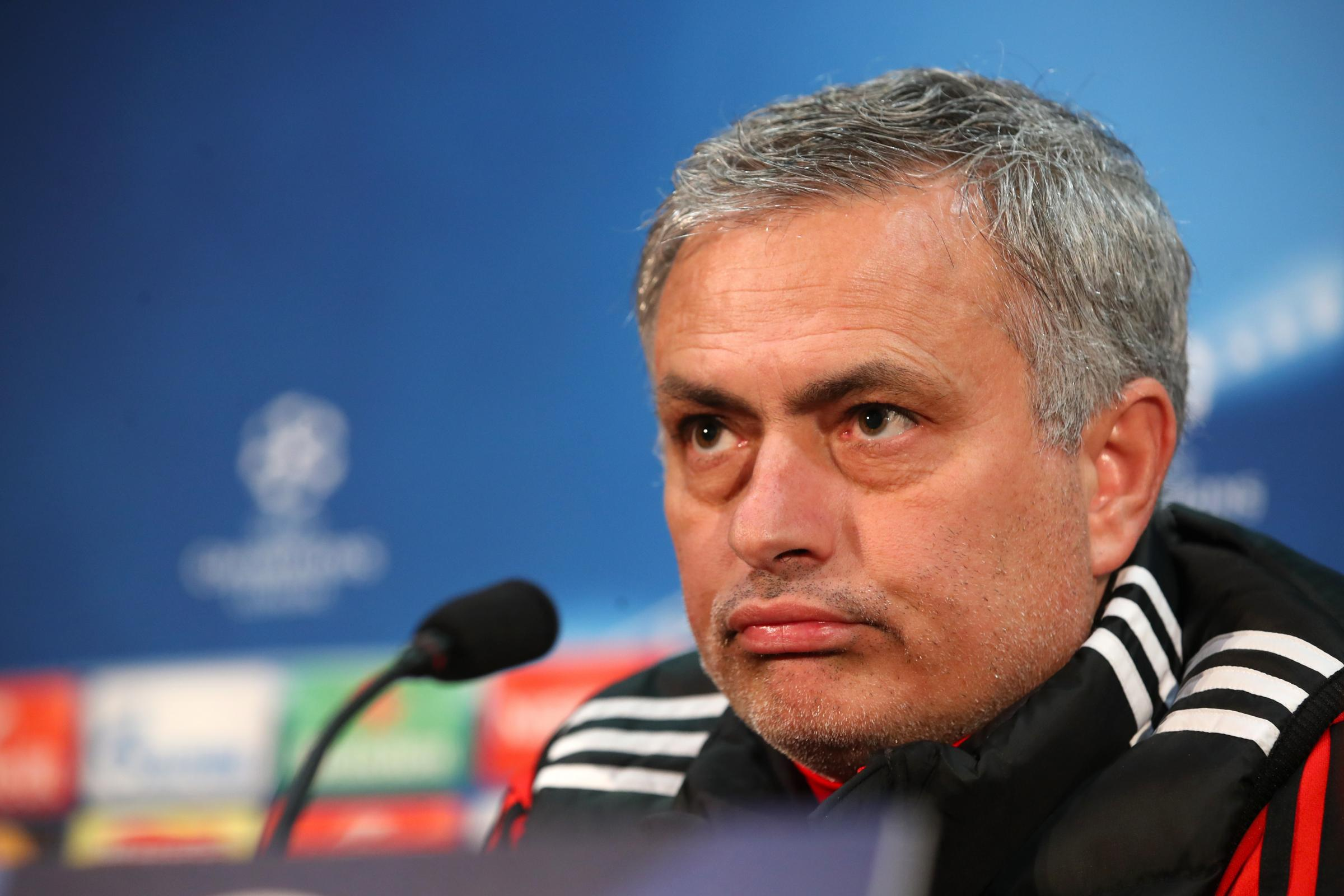 Manchester United boss Jose Mourinho has refused to answer questions about his lucrative punditry job with controversial Russian channel RT (Martin Rickett/PA)