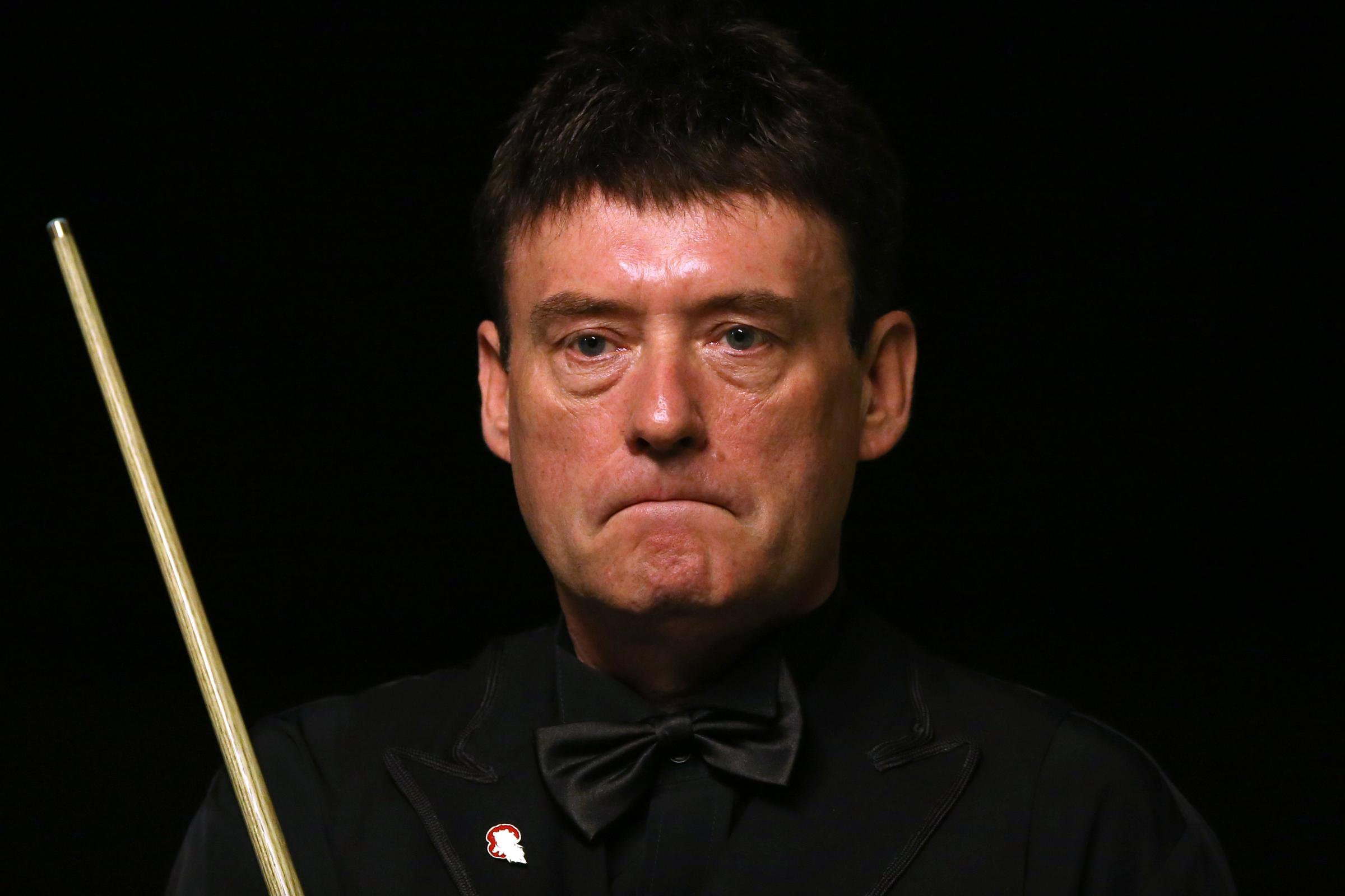 Jimmy White reflects on day of shocks on opening night of Northern Ireland Open snooker