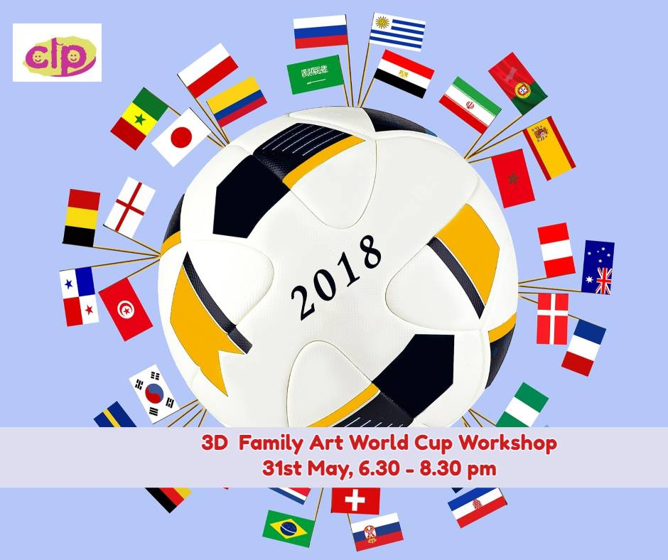 3D Art for Families - Make a Modroc Sculpture of your favourite footballer