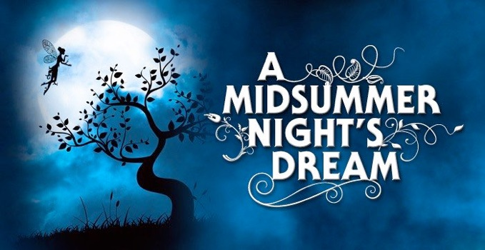 A Midsummer Night's Dream open-air